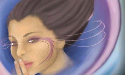 Chwile zamknięte w obrazkach – rysy krystalicznego związku