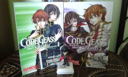 Code Geass. Suzaku of the Counterattack
