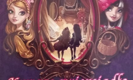 Ever After High. Krzywe zwierciadło – powrót do krainy Ever After!