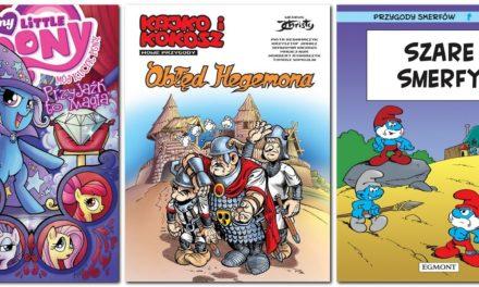 Nowości komiksowe Klubu Świata Komiksu