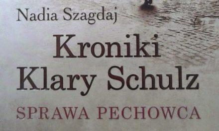 Kroniki Klary Schulz. Sprawa pechowca – Sprawa I