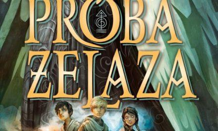 Magisterium. Próba Żelaza – Hogwart już nie tak przyjazny…