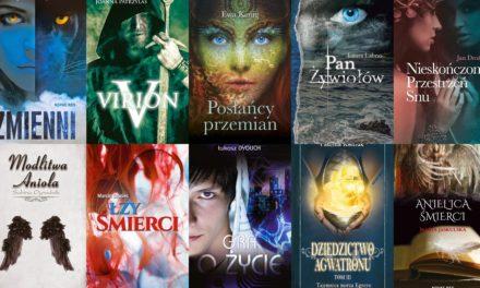 Książki fantasy od wydawnictwa Novae Res
