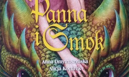 Panna i smok – historia pewnej szczwanej księżniczki