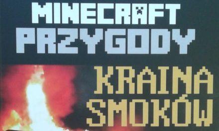 Przygody w świecie Minecrafta Tom IV: Kraina smoków