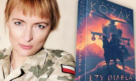 Spotkanie z Magdaleną Kozak z okazji premiery Łez Diabła – najnowszej powieści Autorki