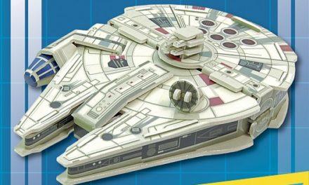 Star Wars. Statek Przemytnika. Książka z modelem do złożenia