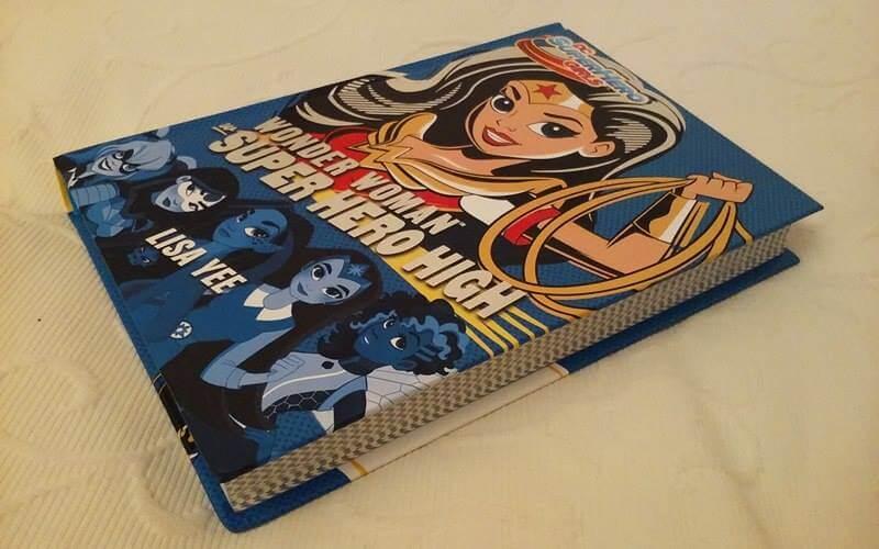Wonder Woman w Super Hero High – DC SuperHero Girls nadciągają!