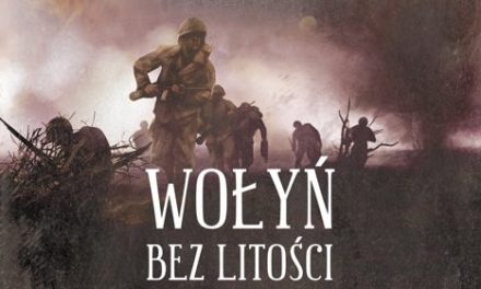 Wołyń. Bez litości Piotra Tymińskiego już w sprzedaży!