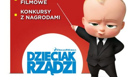Event filmowy Dzieciak rządzi – 29 kwietnia w Bydgoszczy