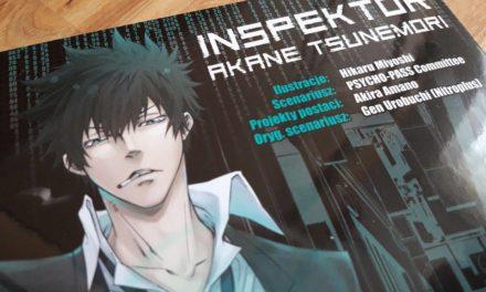 Inspektor Akane Tsunemori – Jaki jest Twój współczynnik przestępczości?