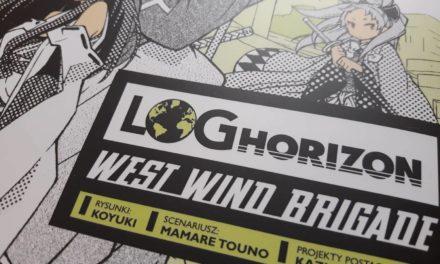 Log Horizon. West Wind Brigade – powrót do świata gry z innej perspektywy