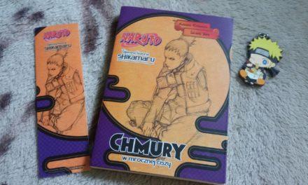 Tajemna historia Shikamaru. Chmury w mrocznej ciszy czyli leń bierze się do roboty