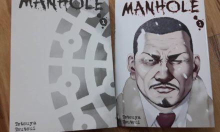 Manhole tom 1 – historia, której nie powstydziłby się dobry film kryminalny