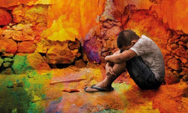Chłopiec z Aleppo, który namalował wojnę – poruszająca relacja z wojny