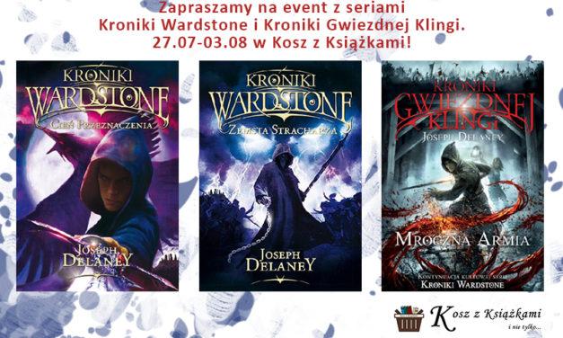 Zapraszamy na event poświęcony seriom: Kroniki Wardstone i Kroniki Gwiezdnej Klingi