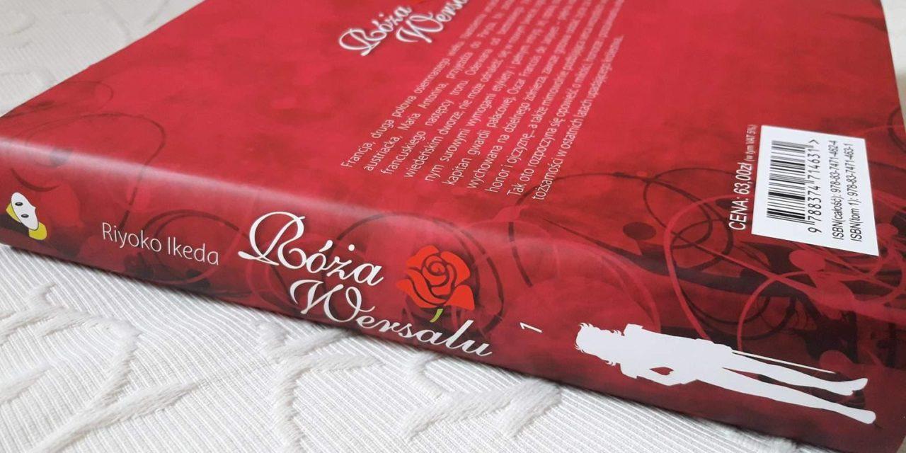 Róża Wersalu tom 1 – poznajcie Oscar Francois de Jarjayes